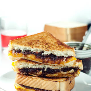 Bacon Jam Grilled Cheese.