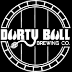 Logo of Durty Bull Running W/ Scissors Cranberry-Cinnamon Sour