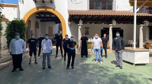 La desescalada se vive cada día en SER Almería