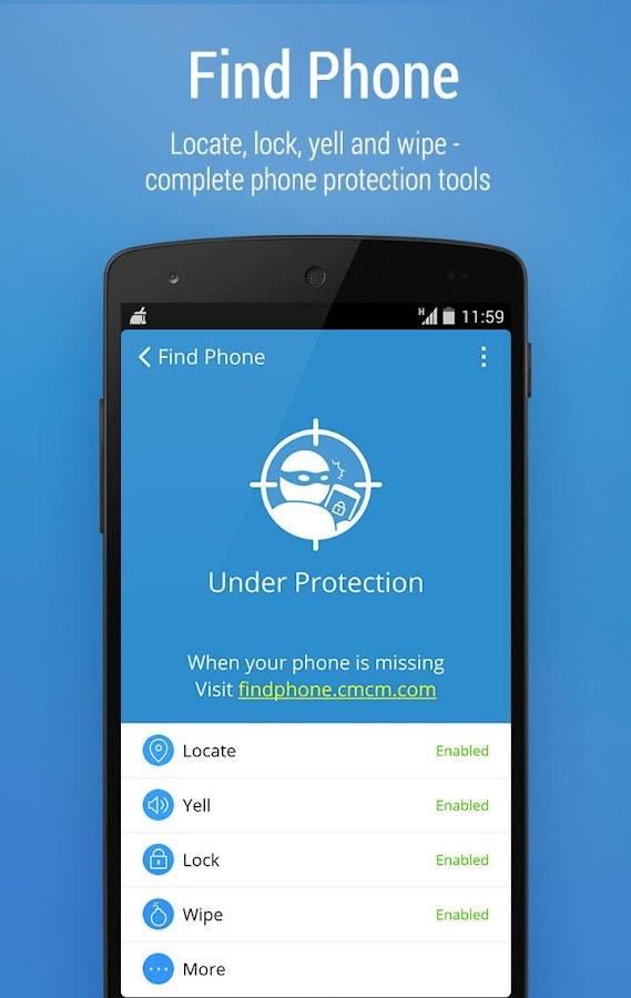 Security Master - Antivirus, VPN, AppLock, Booster- screenshot