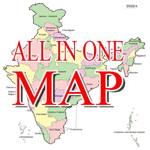 India Map With All States.India Maps All In One On Google Play Reviews Stats