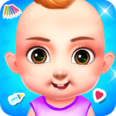 Babysitter Mania - Crazy Baby Care Time