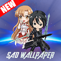 SAO - Sword Art Online Anime Wallpaper icon