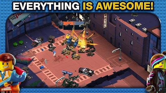 The LEGO ® Movie Video Game screenshot 0