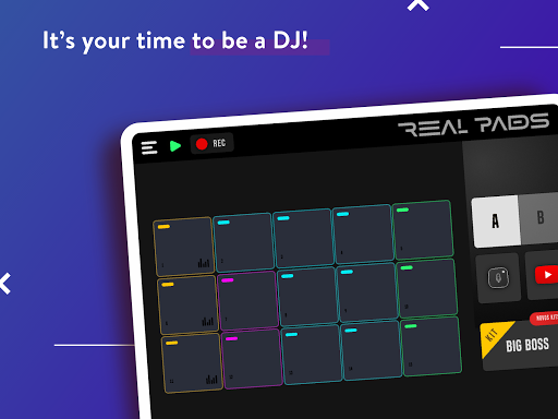 REAL PADS: Become a DJ of Drum Pads screenshot 15