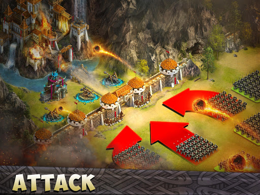 CITADELS ud83cudff0  Medieval War Strategy with PVP 11.1.0 screenshots 9