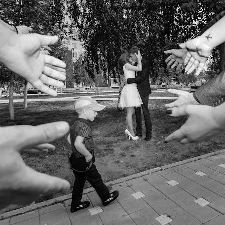 Свадебный фотограф Евгения Чибисова (jenyachibisova). Фотография от 15.08.2017