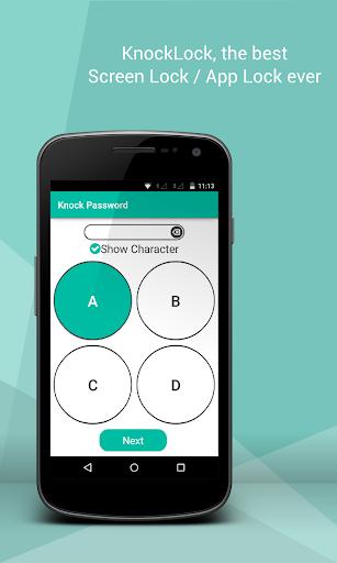 Knock Lock-App Lock Pro