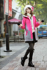 biru, pink, coklat, kitty cat, fleece, Hoodie, hoodie korea murah, korea, murah, warna, Pre Order, fashion korea, hoodie lucu