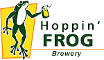 Logo of Hoppin' Frog B.O.R.I.S. The Crusher Oatmeal Imperial Stout On Nitro