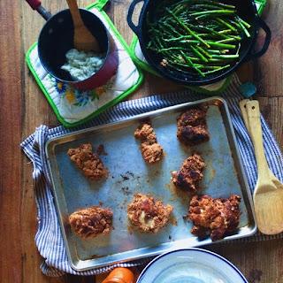 Crispy Fried Chicken (grain free)