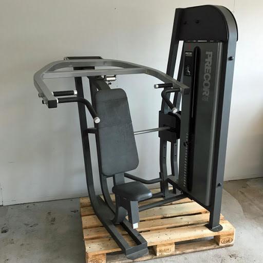 Axelpress 100 kg, Precor