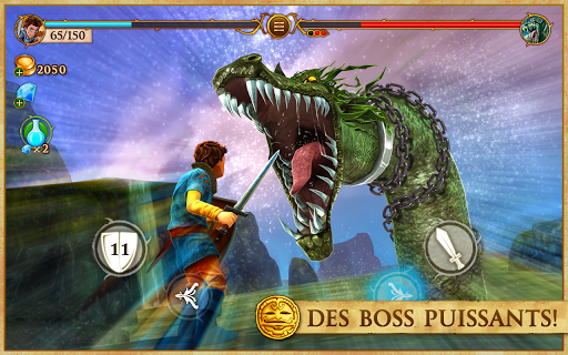 Beast Quest  captures d'écran 5