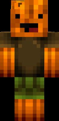 Pumpkin Nova Skin