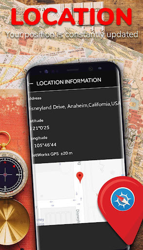 Smart Compass for Android screenshot 4