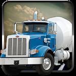 Multi-Truck Driving 3D Icon