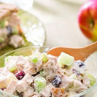 Harvest Chicken Salad Sandwiches.