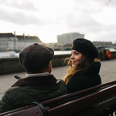 Svatební fotograf Olga Golovizina (Golovizina). Fotografie z 05.01.2019