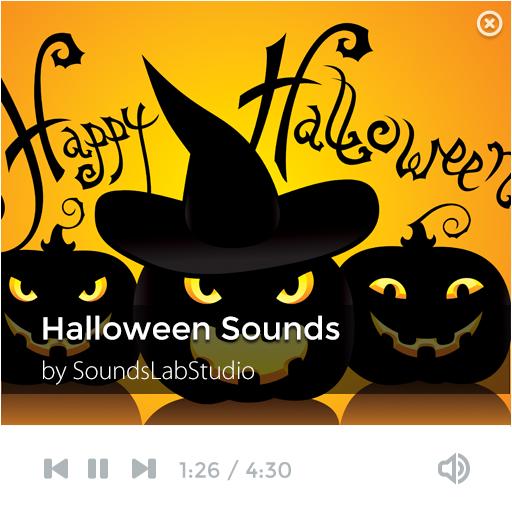 Halloween Ringtones Sounds