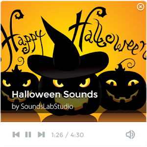 Halloween Ringtones & Sounds screenshot 0