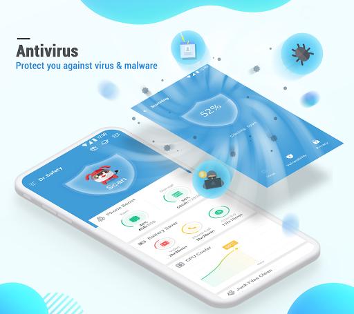 Dr. Safety: Free Antivirus, Booster, App Lock 3.0.1633 screenshots 1