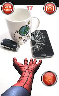 Spider Hand 3D SuperHeroes Simulator Camera - náhled