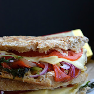 Grilled Pepper Panini