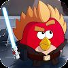 تلميح Angry Birds Star War يرش