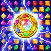 Jewels Magic: Mystery Match3 1.5.19 APK MOD