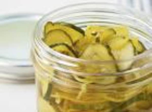 Excellent Refrigerator Pickles Recipe