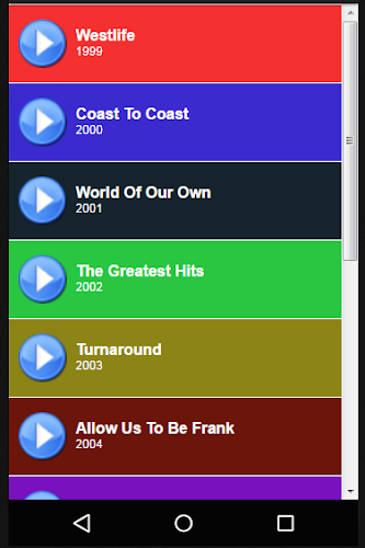 Download Westlife Lyrics APK latest version App by Maroendaz