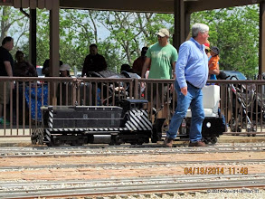 Photo: Engineer Gary Brothers     HALS Public Run Day 2014-0419 DH3