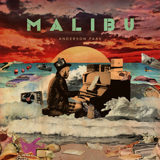 Parking Lot - Anderson .Paak