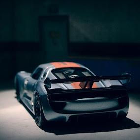 Porsche 918 RSR by Rizaldy Rizkie - Transportation Automobiles ( porsche, automobile, modelcar, cars, toys, racing, diecast, miniature, racingcar )