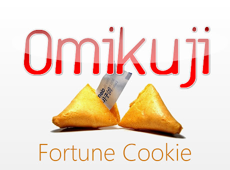 Omikuji Fortune Cookie