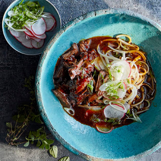 Slow-Cooker Asian Shredded Beef Recipe