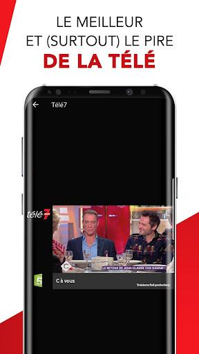 Télé 7 – Programme TV & Replay screenshot 7