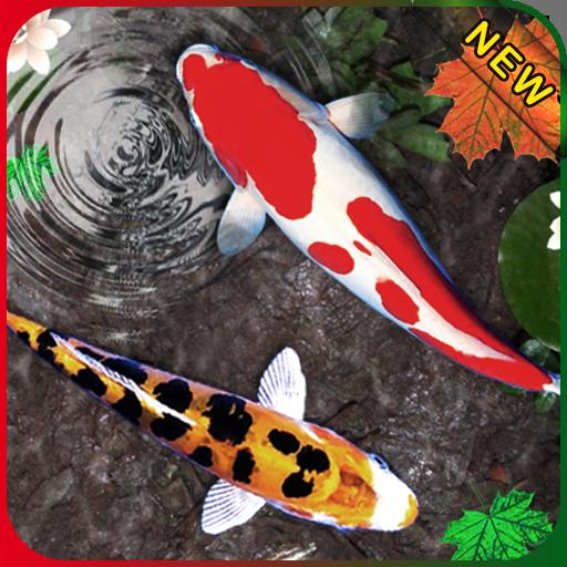 3D Koi Fish Wallpaper HD Live Wallpapers Free