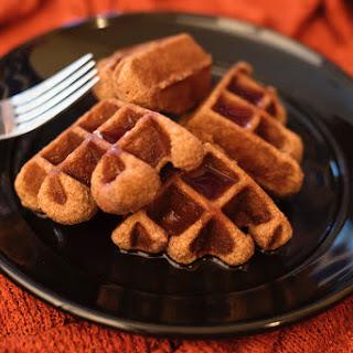 Easy Almond Flour Waffles (Primal, Paleo, Grain-Free).