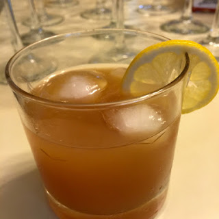 Pecan Pie Whiskey Iced Tea.