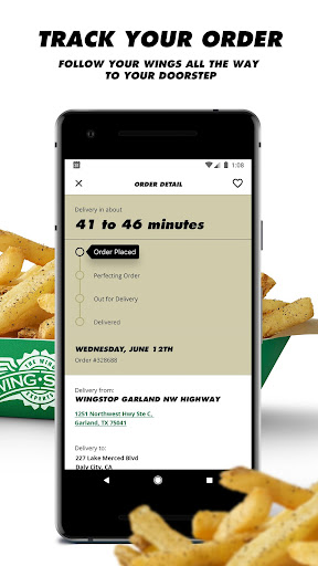 Wingstop screenshot 7