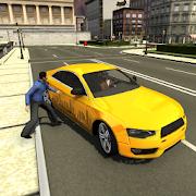 Taxi Modern Sim Crazy Driver Pro 3D
