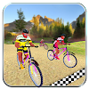 Bicycle Rider Race-Uphill Super Cycling Rush APK