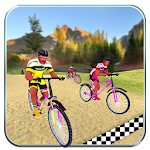Bicycle Rider Race-Uphill Super Cycling Rush icon