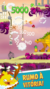 Angry Birds Classic Screenshot
