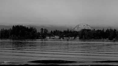Photo: In the Shadow of Mt Rainier