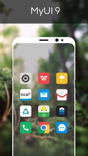 MyUI 9 - Icon Pack screenshot