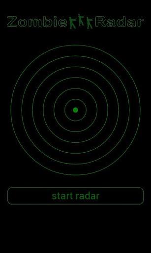 玩模擬App|殭屍雷達仿真免費|APP試玩