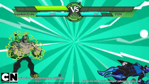 Ben 10: Omnitrix Power  screenshots 22