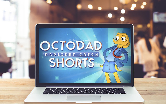 Octodad Dadliest Catch Wallpapers Game Theme